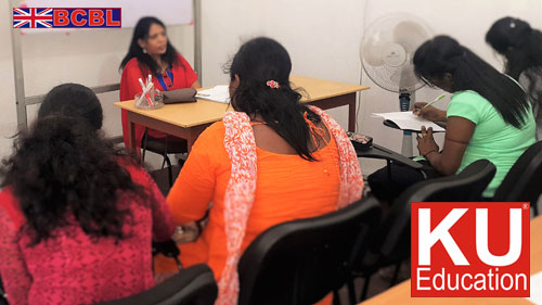 Beauty and makeup course in Jaffna british college ku education